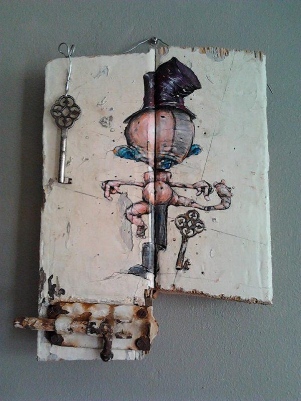 Key © Serge Kortenbroek