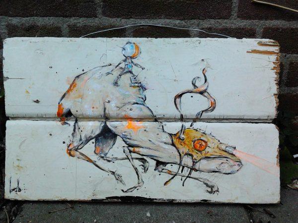 SF Hare © Serge Kortenbroek