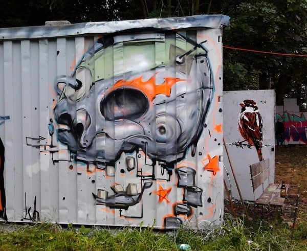 Skull © Serge Kortenbroek