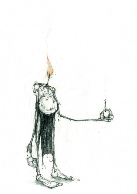 Burn Out © Serge Kortenbroek