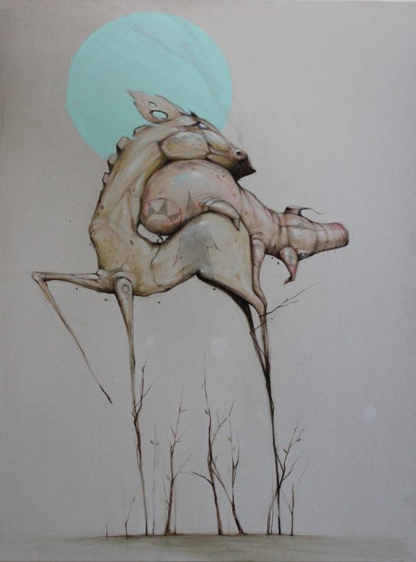 painting 2 © Serge Kortenbroek